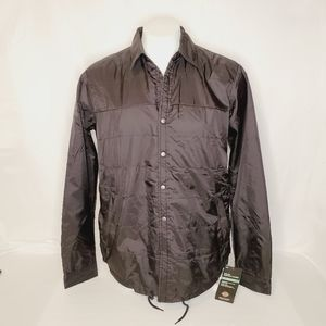 Dickies Men's Modern Fit Nylon Shirt Jacket